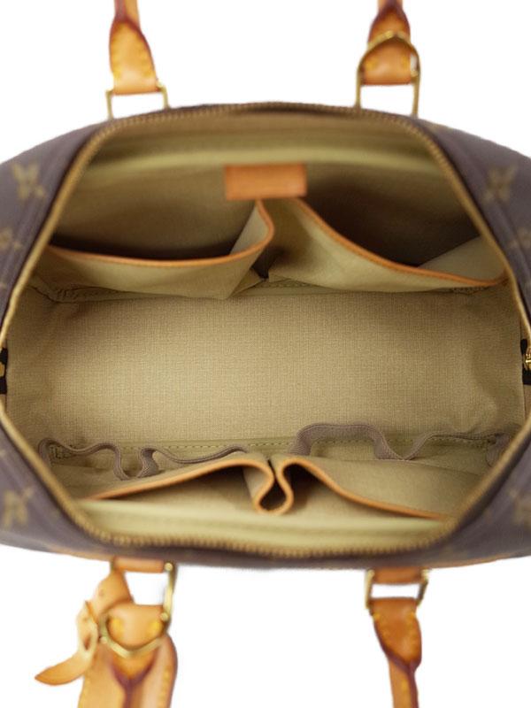 LOUIS VUITTONドーヴィル ルイヴィトン モノグラム ボーリング ヴァニティ M47270 レディース ミニボストンバッグ 1週間保証b02b h21BC6yYbvf7g