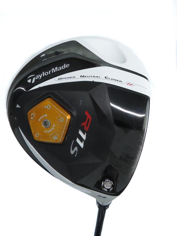 【TaylorMade Golf】テーラーメイドゴルフ『ドライバー R11S 2012年モデル 9° フレックスS』右利き ゴルフクラブ【中古】b02e/h03B