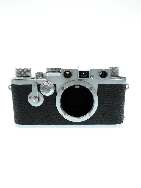 【Leica】ライカ『LEICA IIIF セルフ付』バルナック型 レンジファインダーカメラ 1週間保証【中古】b03e/h12BC