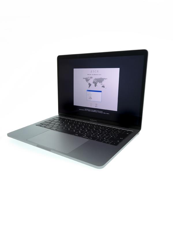(お得な特別割引価格) 【Apple】アップル『MacBook Pro Retinaディスプレイ 2300/13.3』MPXQ2J/A スペースグレーノートパソコン 1週間保証【】b03e/h06AB, コマエシ bfa755e8
