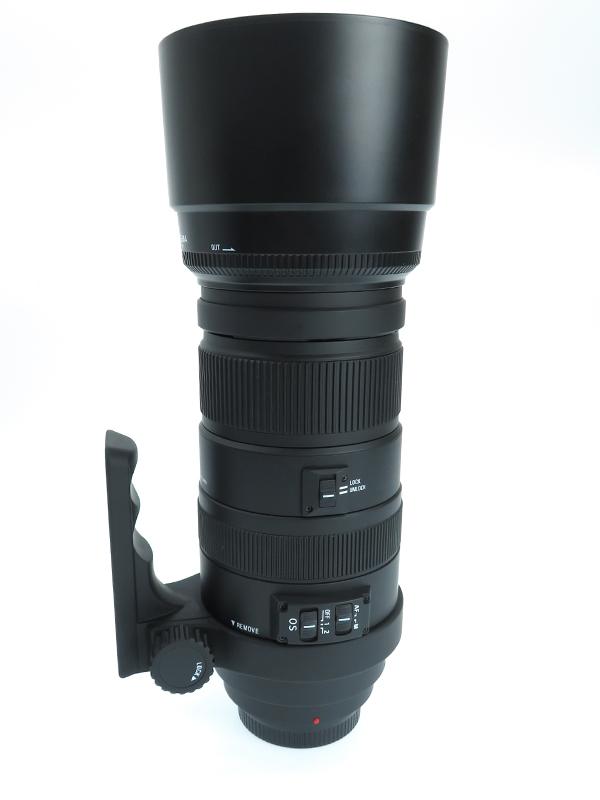 【SIGMA】シグマ『APO 120-400mm F4.5-5.6 DG OS HSM』手ブレ補正OS 望遠ズームレンズ レンズ 1週間保証【中古】b03e/h06AB
