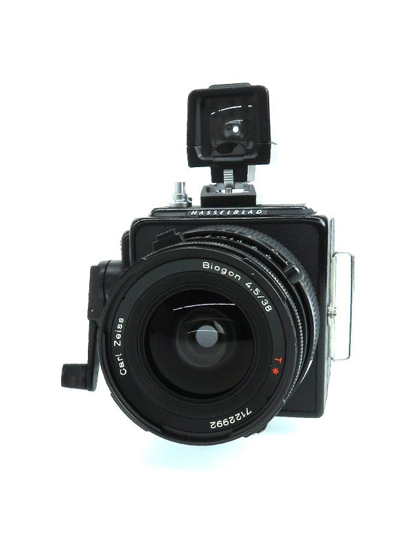 【HASSELBLAD】ハッセルブラッド『903SWC ビオゴン38F4.5 A-12』ファインダー付 中判カメラ 1週間保証【中古】b03e/h11B