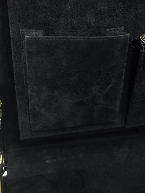 cf88505ebb7e ノーブランド『クロコダイル アタッシュケース』メンズ ビジネスバッグ 1週間保証【中古】