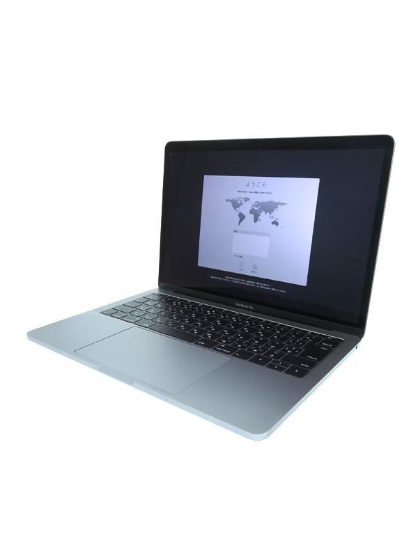 【Apple】アップル『MacBook Pro Retinaディスプレイ 2000/13.3 スペースグレイ』MLL42J/A 256GB Sierra ノートPC【中古】b05e/h22AB