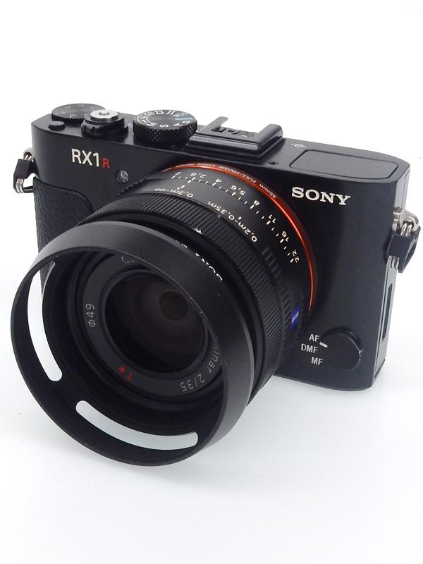 【SONY】ソニー『Cyber-shot(サイバーショット)』DSC-RX1R 2430万画素 35mm相当 SDXC Hull HD コンパクトデジタルカメラ 1週間保証【中古】b02e/h03B
