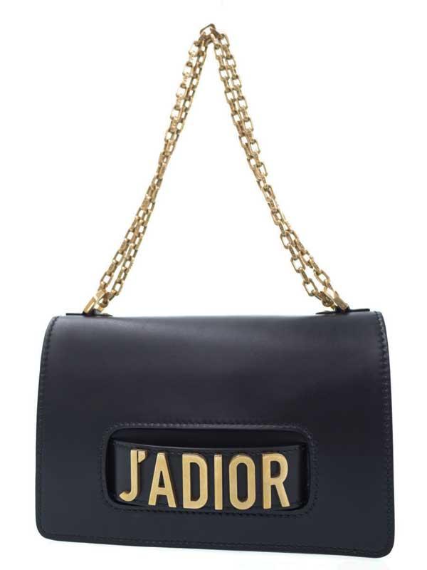 【Christian Dior】クリスチャンディオール『J'ADIOR チェーンフラップバッグ』M9000CVQV_M900 レディース ショルダーバッグ 1週間保証【中古】b03b/h16A
