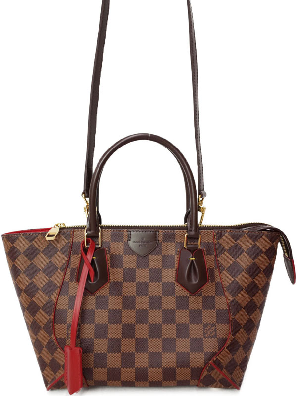 【LOUIS VUITTON】ルイヴィトン『ダミエ カイサ トートPM』N41551 レディース 2WAYバッグ 1週間保証【中古】b01b/h22A