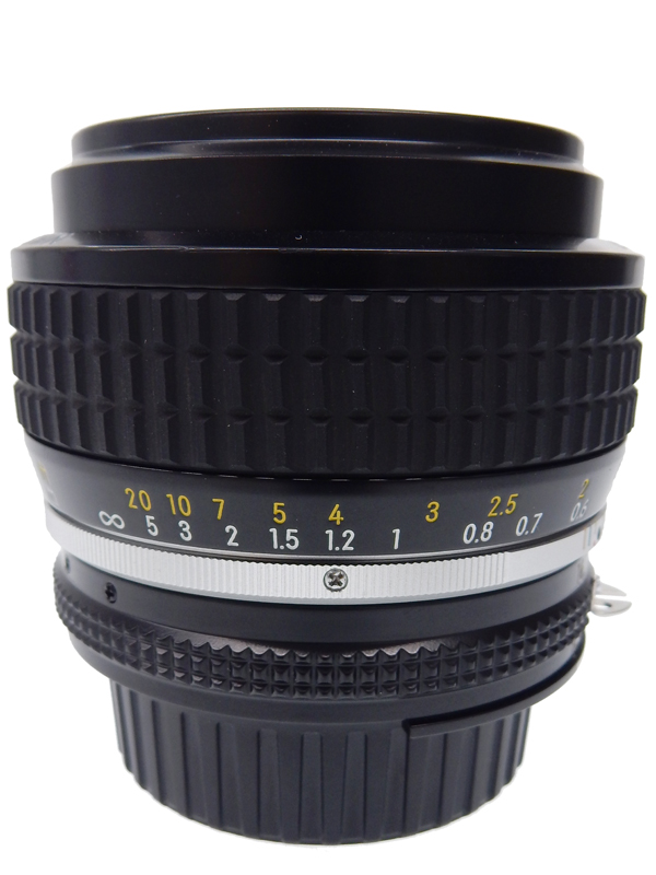 【Nikon】ニコン『AI Nikkor 50mm f/1.2S』標準レンズ カメラ用交換レンズ 1週間保証【中古】b03e/h20B
