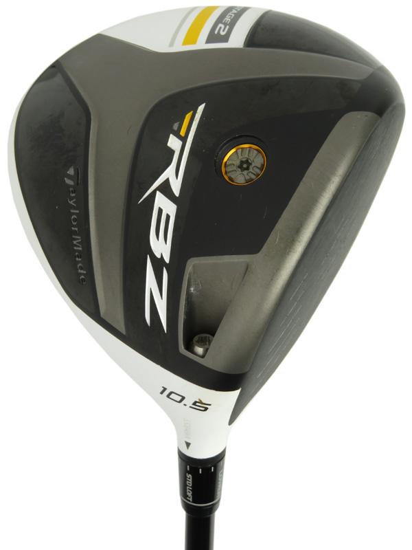 【TaylorMade Golf】テーラーメイドゴルフ『RBZ STAGE2 ドライバー 10.5° TM1-213 フレックスSR』ゴルフクラブ 1週間保証【中古】b02e/h19B