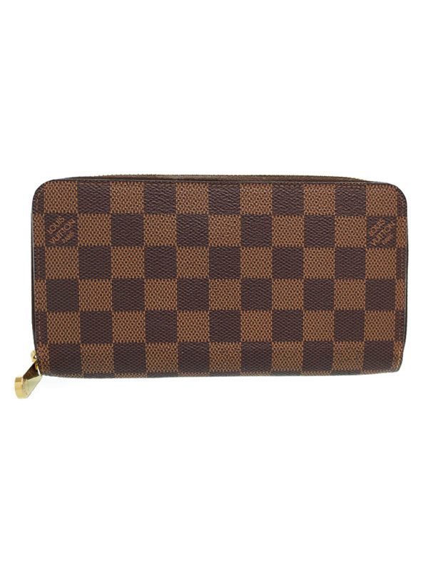 cheap for discount 71cb8 f5a4c 絶対一番安い 【LOUIS VUITTON】ルイヴィトン『ダミエ ジッピー ...