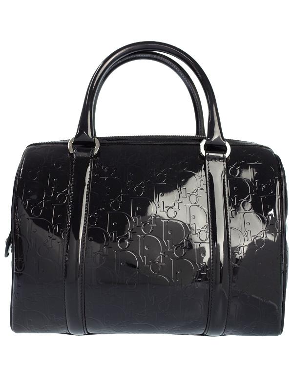 【Christian Dior】クリスチャンディオール『アルティメット ミニボストンバッグ』レディース ハンドバッグ 1週間保証【中古】b06b/h17A
