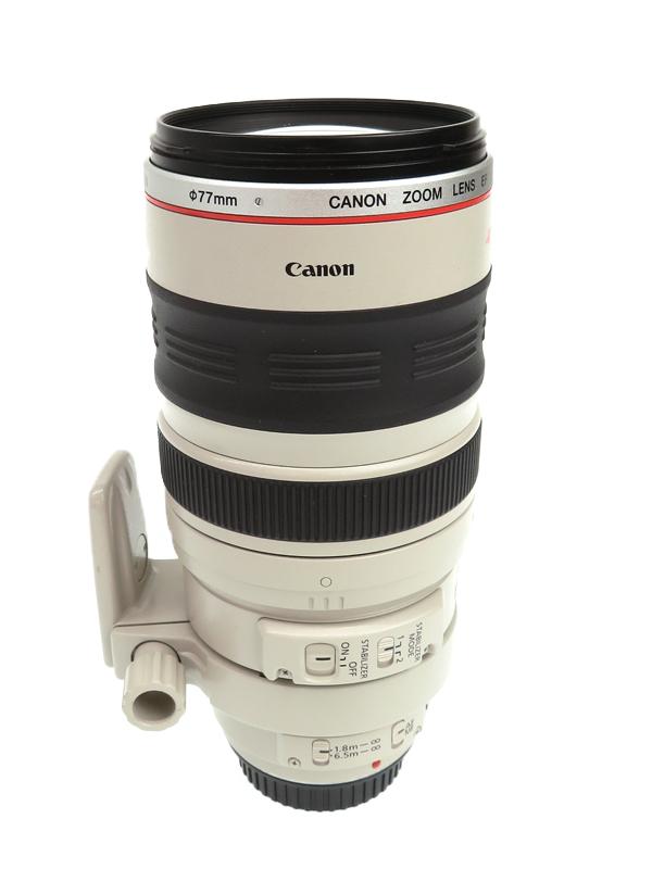 【Canon】キヤノン『EF100-400mm F4.5-5.6L IS USM』EF100-400LIS 高画質望遠ズーム 手ブレ補正 一眼レフカメラ用レンズ 1週間保証【中古】b02e/h02B