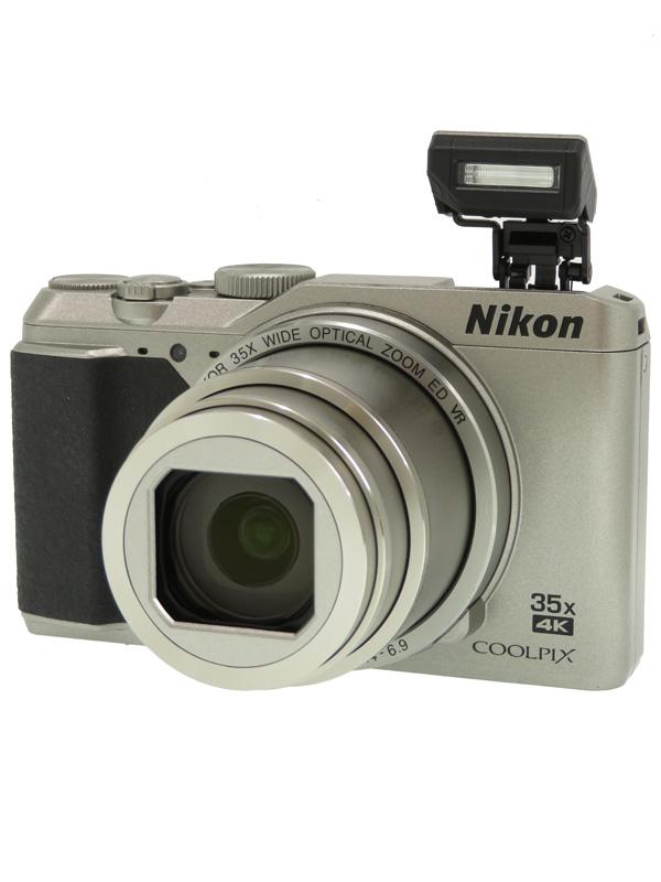 【Nikon】ニコン『COOLPIX A900』A900SL シルバー 2029万画素 光学35倍 SDXC コンパクトデジタルカメラ 1週間保証【中古】b02e/h09AB