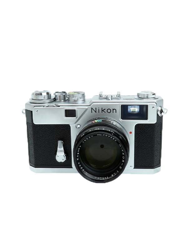 【Nikon】【2000年記念モデル】ニコン『S3 YEAR 2000 LIMITED EDITION』レンジファインダー フィルムカメラ 1週間保証【中古】b03e/h20AB