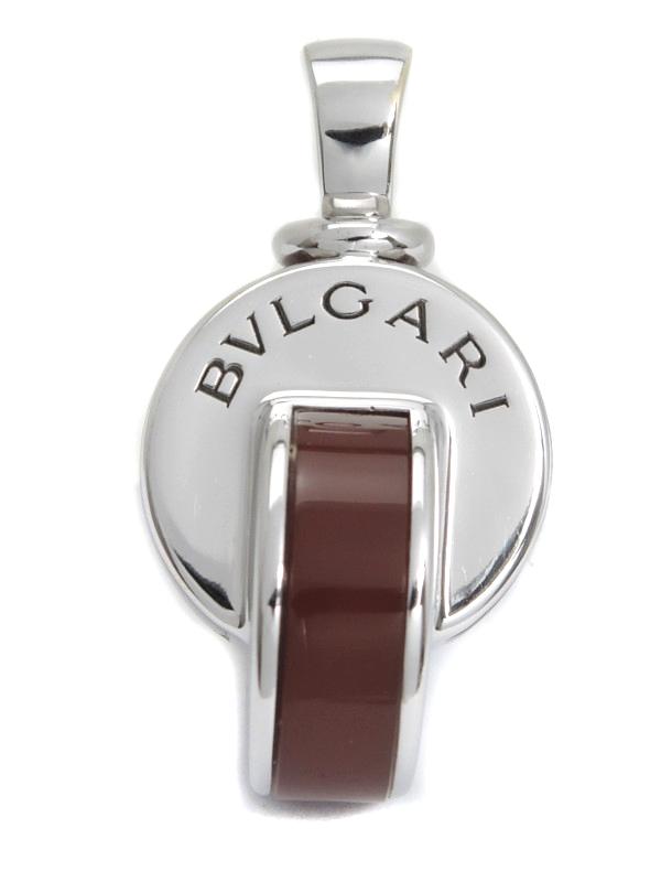 【BVLGARI】ブルガリ『オムニア ペンダントトップ』1週間保証【中古】b06j/h17A