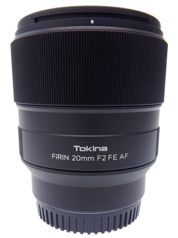 【Tokina】トキナー『FiRIN AF 20mm F2 FE AF』ソニーEマウント フルサイズ 広角単焦点 一眼レフカメラ用レンズ 1週間保証【中古】b03e/h08A
