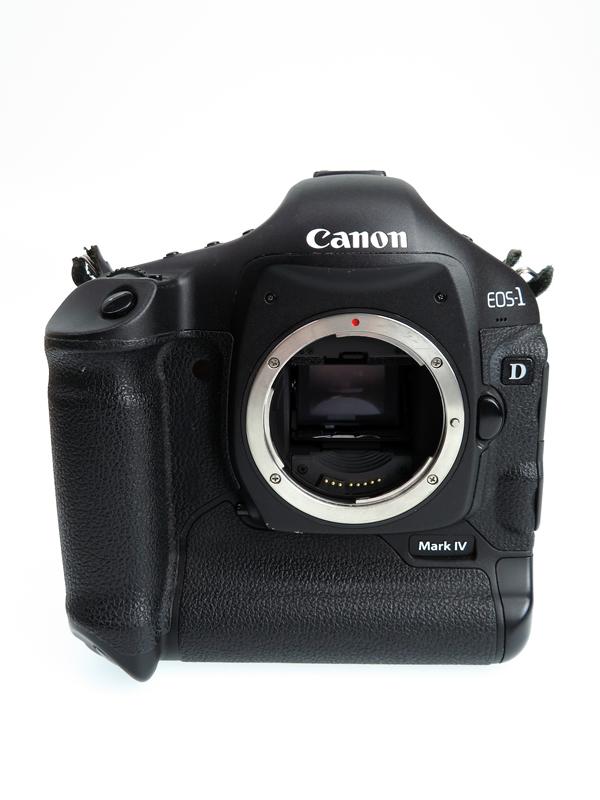 【Canon】キヤノン『EOS-1D Mark IV ボディ』EOS-1DMK4 1610万画素 CF/SDHC デジタル一眼レフカメラ 1週間保証【中古】b02e/h19B