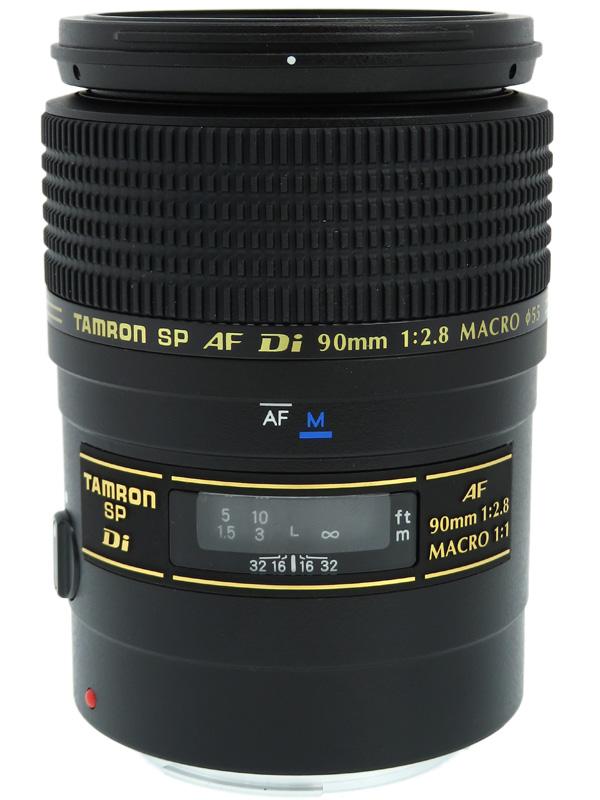 【TAMRON】タムロン『SP AF90mmF/2.8 Di MACRO1:1』272EE キヤノン マクロ デジタル一眼レフカメラ用レンズ 1週間保証【中古】b02e/h19AB