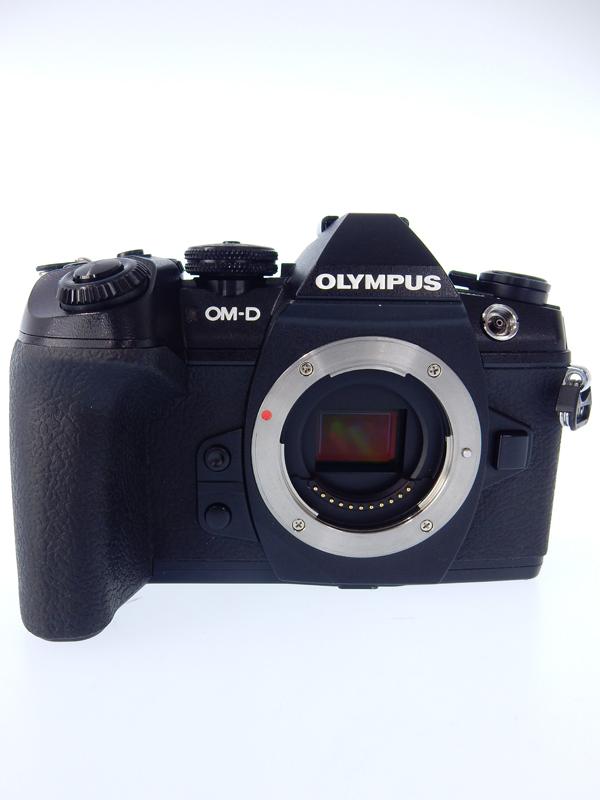 【OLYMPUS】オリンパス『OLYMPUS OM-D E-M1 MarkII ボディー』ブラック 2037万画素 4K WiFi ミラーレス一眼カメラ 1週間保証【中古】b03e/h12B