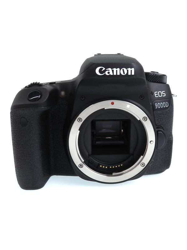 【Canon】キヤノン『EOS 9000D ボディ』EOS9000D 2420万画素 APS-C 45測距点 デジタル一眼レフカメラ【中古】b02e/h02A