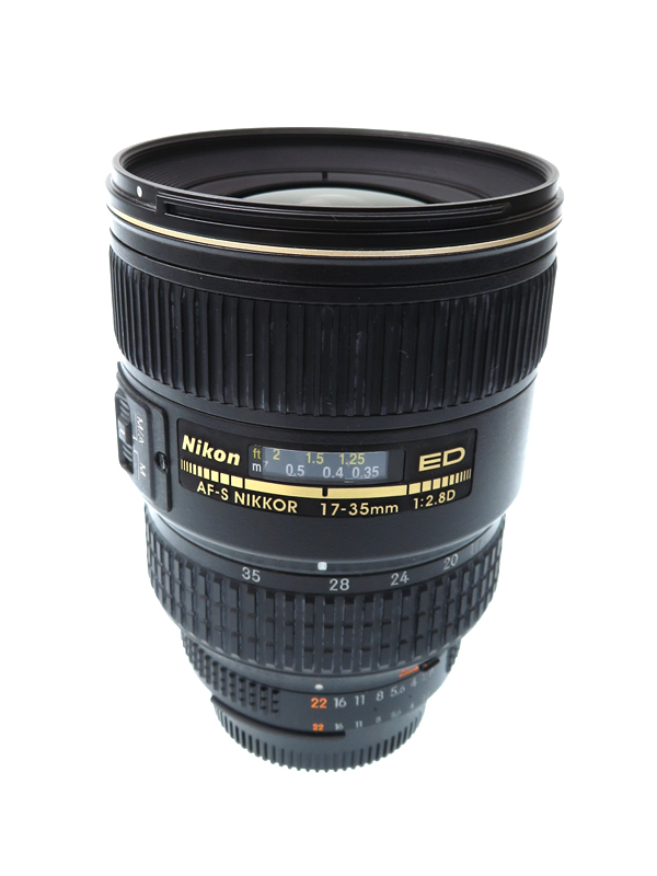【Nikon】ニコン『AI AF-S Zoom-Nikkor 17-35mm f/2.8D IF-ED』AI AF-S Zoom-Nikkor 17-35mm レンズ 1週間保証【中古】b02e/h02BC