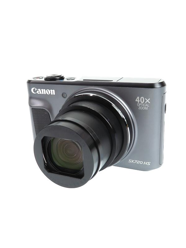 【Canon】キヤノン『PowerShot SX720 HS』PSSX720HS(BK) ブラック 2030万画素 光学40倍 Wi-Fi コンパクトデジタルカメラ【中古】b02e/h03A