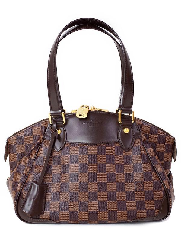 Louis Vuitton Damier Verona Pm N 41117 Womens Shoulder Bag Tvs281