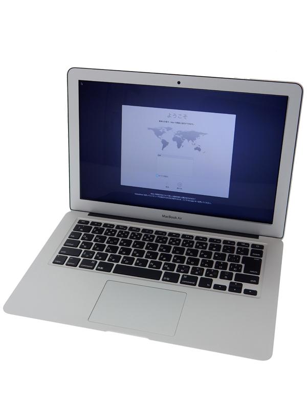 【Apple】アップル『MacBook Air 1600/13.3』MMGF2J/A 2016年モデル EL Capitan SSD128GB ノートパソコン 1週間保証【中古】b05e/h10AB