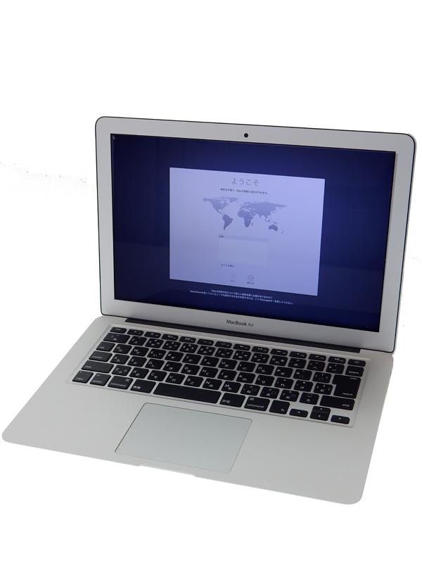 【Apple】アップル『MacBook Air 1600/13.3』MMGG2J/A Early 2016 SSD256GB 256GB Sierra ノートPC 1週間保証【中古】b02e/h13AB