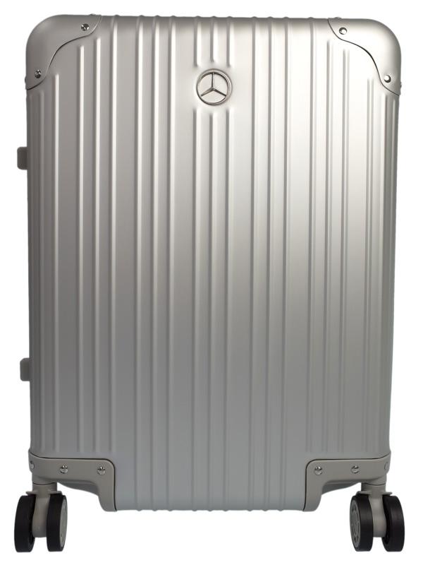 【Mercedes Benz】【TSAロック】メルセデスベンツ『スーツケース 32L 4輪』ユニセックス キャリーケース 1週間保証【中古】b02b/h14S