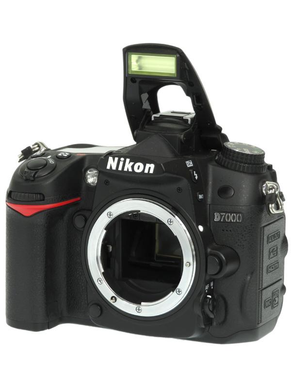 【Nikon】ニコン『D7000』DXフォーマット 1620万画素 SDXC フルHD動画 デジタル一眼レフカメラ 1週間保証【中古】b06e/h17AB