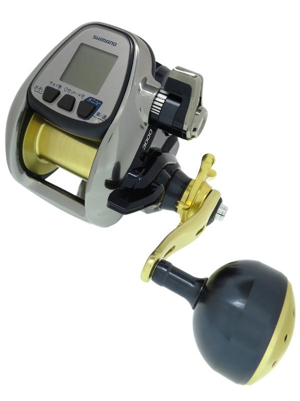 【SHIMANO】シマノ『13ビーストマスター3000』03124 2013年モデル 船釣り用 電動リール 1週間保証【中古】b03e/h06B