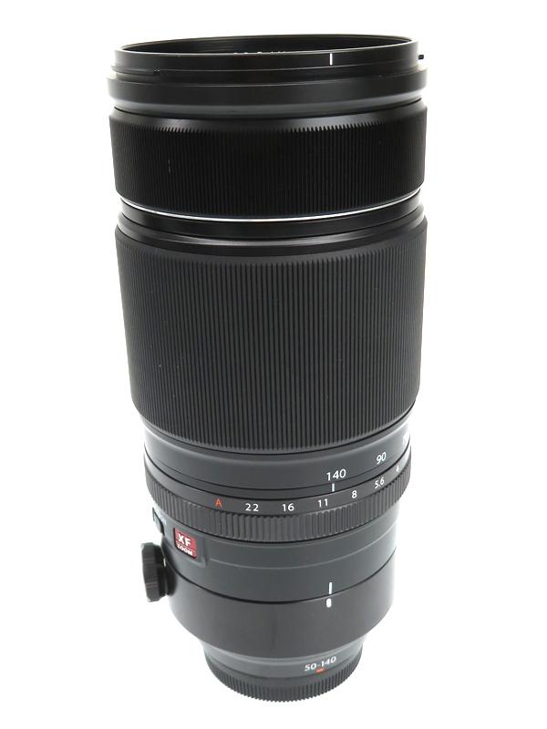 【FUJIFILM】富士フイルム『XF50-140mm F2.8 R LM OIS WR 』望遠ズームレンズ 防塵・防滴・耐低温設計 手ブレ補正 レンズ 1週間保証【中古】b02e/h12AB