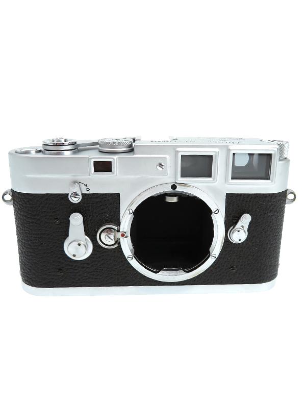 【Leica】ライカ『LEICA M3 後期』#1064233 35mmフィルム Mマウント レンジファインダーカメラ 1週間保証【中古】b03e/h20BC