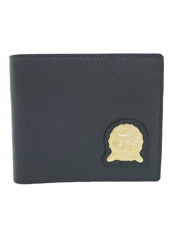 【A.D.M.J.】アクセソワドゥマドモワゼル『二つ折り短財布』メンズ 1週間保証【中古】b06b/h18A