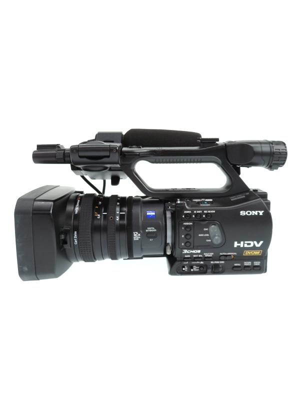 【SONY】ソニー『HDVカムコーダー』HVR-Z7J 光学12倍 104万画素 ムービーカメラ ビデオムービー 1週間保証【中古】b03e/h20B