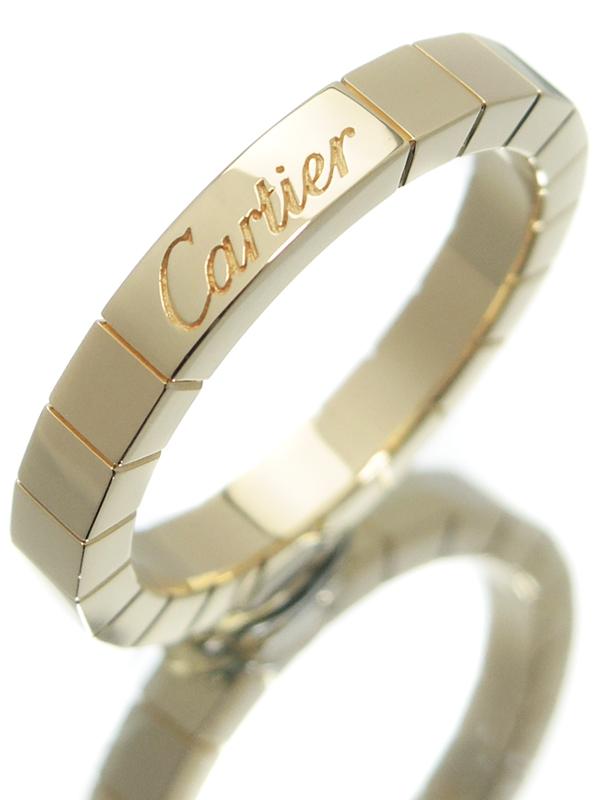 【Cartier】カルティエ『ラニエール リング』11.5号 1週間保証【中古】b02j/h07A