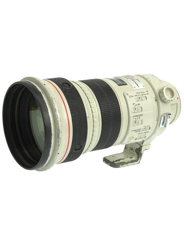 【Canon】キヤノン『EF300mm F2.8L IS USM』EF30028LIS 望遠 単焦点 サンニッパ 一眼レフカメラ用レンズ 1週間保証【中古】b03e/h08BC