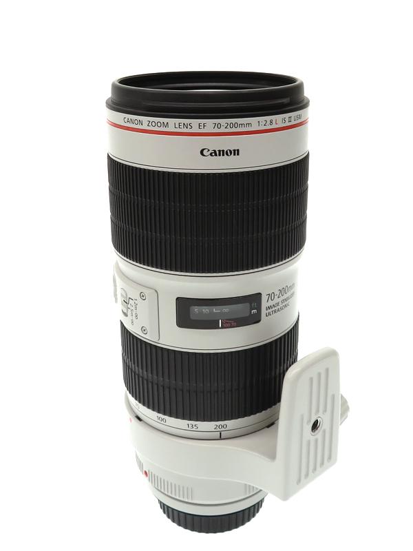 【Canon】キヤノン『EF 70-200mm F2.8L IS III USM』EF70-200LIS3 ASC 防じん・防滴 手ブレ補正 レンズ 1週間保証【中古】b03e/h22A