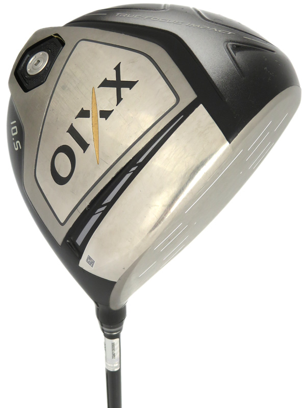 【DUNLOP】【XXIO】ダンロップ『ゼクシオ テン ドライバー Miyazaki Model 10.5° フレックスS』Waena ゴルフクラブ 1週間保証【中古】b06e/h16B