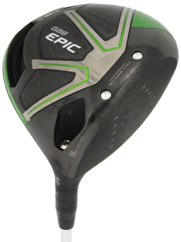 【CALLAWAY】キャロウェイ『GBB EPIC ドライバー USモデル 9.0° Speeder661 フレックスS』ゴルフクラブ 1週間保証【中古】b06e/h17B