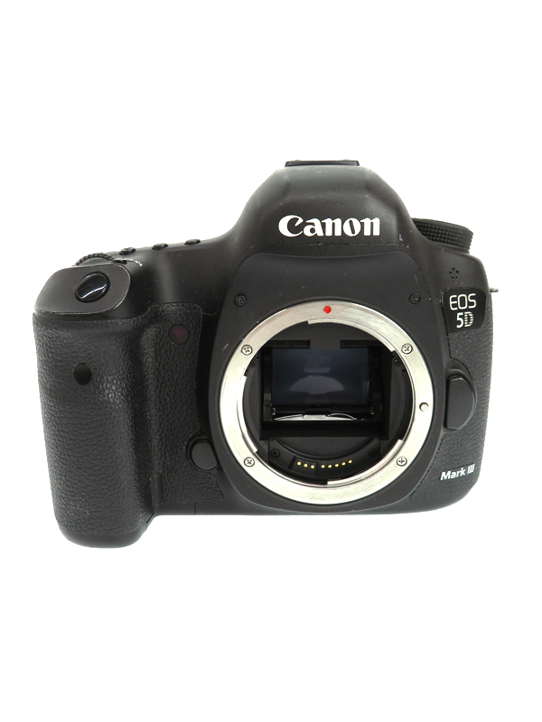 【Canon】キヤノン『EOS 5D Mark 3 ボディ』EOS5DBODY 2230万画素 デジタル一眼レフカメラ 1週間保証【中古】b03e/h20BC
