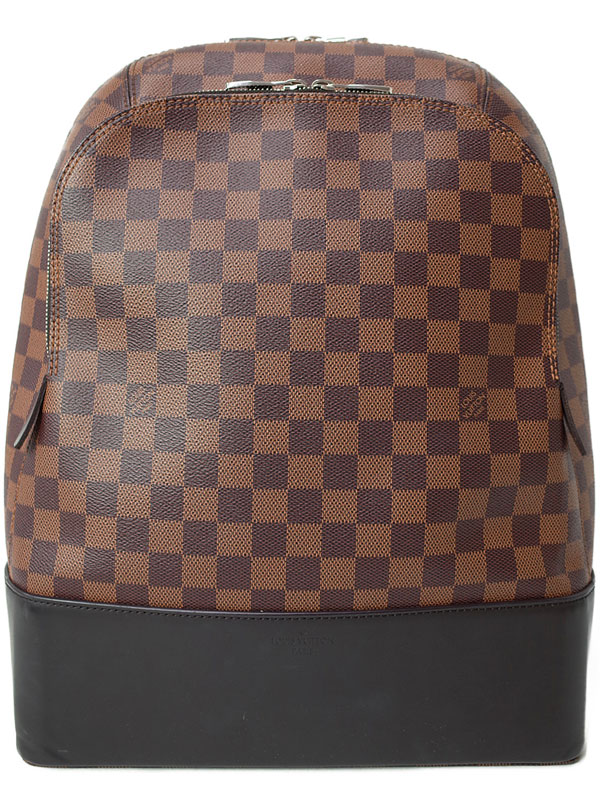 58665cad3787 【LOUIS VUITTON】【リュックサック】ルイヴィトン『ダミエ ジェイク バックパック』 ...