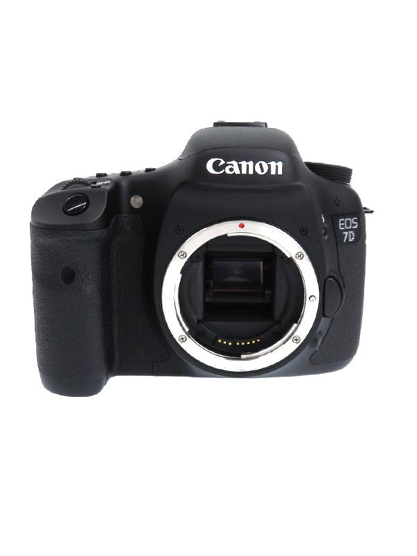 【Canon】キヤノン『EOS 7Dボディー』EOS7DBODY 1800万画素 フルHD動画 デジタル一眼レフカメラ 1週間保証【中古】b02e/h03AB