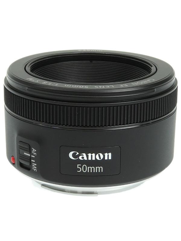【Canon】キヤノン『EF50mm F1.8 STM』EF5018STM 標準 単焦点 ステッピングモーター 一眼レフカメラ用レンズ 1週間保証【中古】b02e/h22AB