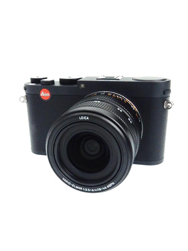 【Leica】ライカ『X Vario (Typ107)』18430 ブラック 1620万画素 28-70mm相当 コンパクトデジタルカメラ 1週間保証【中古】b03e/h14AB