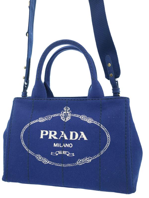 1874da7f7d19 PRADA 買取 高山質店】プラダ『ミニカナパ 2WAYハンドバッグ』1BG439 ...