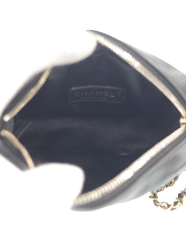 CHANELゴールド金具 シャネル Vステッチ ミニショルダーバッグ レディース 1週間保証b01b h08ABKclFJT1