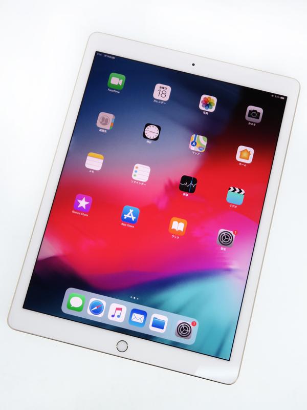 【Apple】【auのみ】アップル『12.9インチ iPad Pro 第2世代 Wi-Fi + Cellular 512GB au』MPLL2J/A タブレット 1週間保証【中古】b02e/h09AB