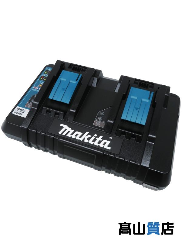 【MAKITA】マキタ『2口急速充電器』DC18RD 1週間保証【新品】b00t/N